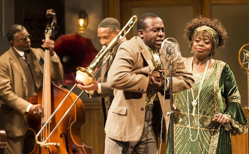 MA RAINEY'S BLACK BOTTOM, EXEMPLARY WORLD CLASS ACTING OF THE HIGEST CALIBRE